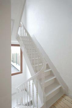TEAM 7 Traphal Vespa Eingang Treppe