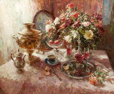 Mikhailichenko Sergey Viktorovich, 1970 | Plein Air /Still life painter | Tutt'Art@ | Pittura * Scultura * Poesia * Musica |