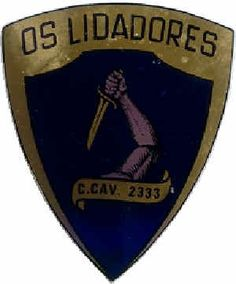 Companhia de Cavalaria 2333 Angola