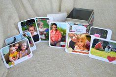 Family Photo Flashcards