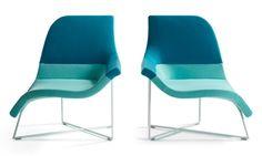 Датский дизайнер Йонас Нилсен придумал инновационное кресло Tiles, которое очень похоже на Lounge Chair Чарлза и Рэй Имз, но только внешне.