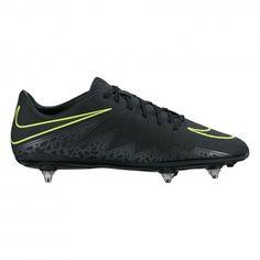 Nike Hypervenom Phelon II SG 768900 Black Black voetbalschoenen