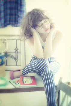 飯田尚士(Belle/ELLEestBELLE代表) #hair #hairstyle #girl #harajuku #tokyo