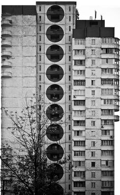 Kiev Soviet Architecture photography by ked-pled