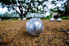 Boule Ball Portrait