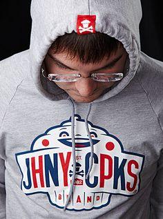 Johnny cupcakes hoodie
