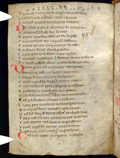 La Chanson de Roldán es un poema épico de varios cientos de versos, escrito a finales del siglo XI, en francés antiguo, de carácter anónimo aunque fue atribuido a un monje normando, Turoldo, cuyo nombre aparece en el último y enigmático verso.