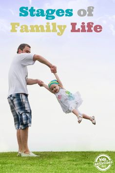 Leading to a happier family life... Stages of Family Life