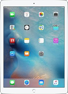 "IPAD PRO WI-FI CELL 128GB SILVER-CAN   Comes with AppleCare warranty till July 2018 Beautiful 12.9"" Retina Display Cellular (LTE) Read  more http://themarketplacespot.com/ipad-pro-wi-fi-cell-128gb-silver-can/"