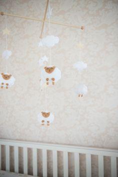 Project Nursery - Lamb Mobile