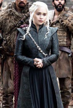 "Game Of Thrones - Daenerys Targaryen in 7.05 ""Eastwatch"""