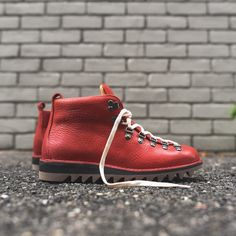 Fracap Ripple Hiking Boot. Available at both Kith shops and KithNYC.com. $250 USD. by kithnyc