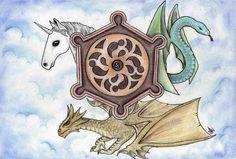 Memorias de Idhun Harry Potter, Fanart, Love Book, The Hobbit, Book Worms, Literature, Batman, Sketches, Fandoms