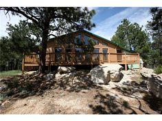 4666 Beaver Ridge, Elbert, CO 80106 ... 2 bed/1 bath, 5 acres