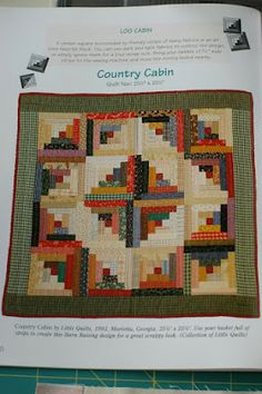 Serendipity Patch: Little Quilts