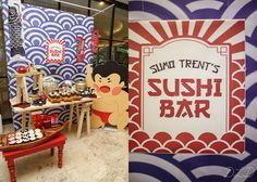 Japanese Sumo Boy Party | Philippine Children's Party Style Blog