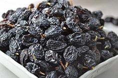 2 Pound (908 grams) Dried grapes black color Grade A from Xinjiang  #JOHNLEEMUSHROOMRESELLER