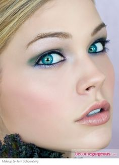 those eyes. both makeup and her irises I mean....