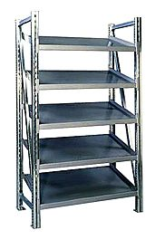 Commercial Kitchen Wire Roller Shelving
