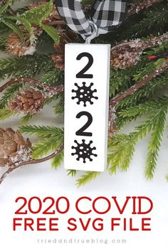 Use this 2020 Covid Christmas Free SVG & Printable to document this year with ornaments, t-shirts, or gifts. Includes SVG and PDF versions. Christmas Craft Projects, Fun Projects, Christmas Svg, Christmas Ornaments, New Crafts, Craft Tutorials, Anonymous, Free Printables, Diy Ideas