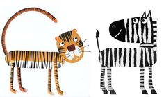 Google Image Result for http://cdnimg.visualizeus.com/thumbs/ae/75/animal,collage,illustration,pb,silvia,bonanni,tiger-ae75727b12650484e518e451d56d7769_h.jpg