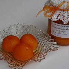 Γλυκό του κουταλιού Μανταρίνι