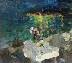 Lights in the Sea - Yuri Konstantinov