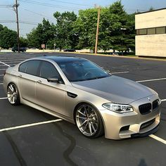 626 Best Bmw M5 F10 Images In 2019 Bmw M5 F10 Rolling Carts Cars