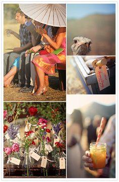 summer wedding #summerwedding #OuterInner.com