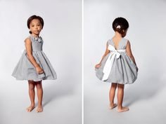 How adorable is this flower girl dress?
