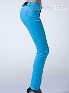 Sweet Korean Style Leisure Elastic Casual Pants