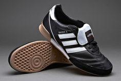 525ba27cee40 adidas Kaiser 5 Goal - Black White Indoor Trainer