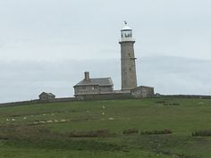 Lundy Island in late Spring - Old Lighthouse (Landmark Trust)