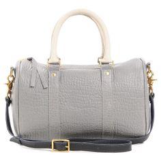 Clare V Duffle on Zady, I love the gray