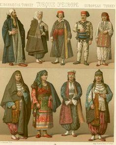 Overseeing Fashion: Fashion around the World: Merhaba Turckiye!