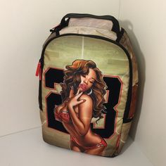 Sprayground Basquetball Backpack New with tags!! Sprayground Bags Backpacks