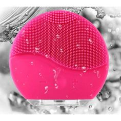 Electrical Facial Cleaning Brush Vibration Pores and skin Take away Blackhead Pore Cleanser Waterproof Silicone Face Massager - BeautyHealth. Pore Cleanser, Circulation Sanguine, Unclog Pores, Facial Cleansing Brush, Skin Toner, Blackhead Remover, Brush Cleaner, Sensitive Skin, Oily Skin