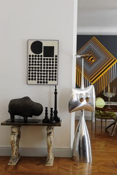 published in: Living in Style Paris/TeNeues