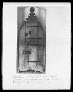 Sakristeischrank | norddeutsch? | Bildindex der Kunst & Architektur - Bildindex der Kunst & Architektur -