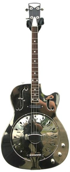 Amistar Stager acoustic/electric resonator Tenor Guitar   --- https://www.pinterest.com/lardyfatboy/