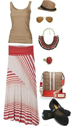 Maxi with Toms  | LBV ♥✤