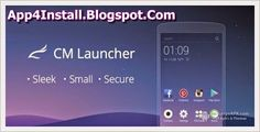 Install Free Mobile Apps: CM Launcher VER 1.6.10 Apk