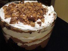 Drunken PruneMascarpone Trifle Recipes — Dishmaps