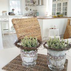30 dekoideen f r herbst f r drau en mit bunten herbstbl hern garten pinterest herbst. Black Bedroom Furniture Sets. Home Design Ideas