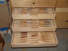 Wood Carving Tool Storage Should someone desire to master woodworking skills, try out http://www.woodesigner.net