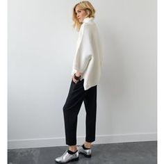 Pantalon à pinces FRENCH CONNECTION