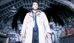 """First things first: he knows how to make an entrance. 