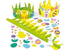 Easter Foam Crown Kits – Pack of 2