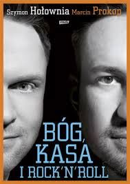 Bóg, kasa i rock'n'roll - Szymon Hołownia, Marcin Prokop  #book #bookslove #ksiazki