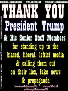 Thank you President Trump❣️